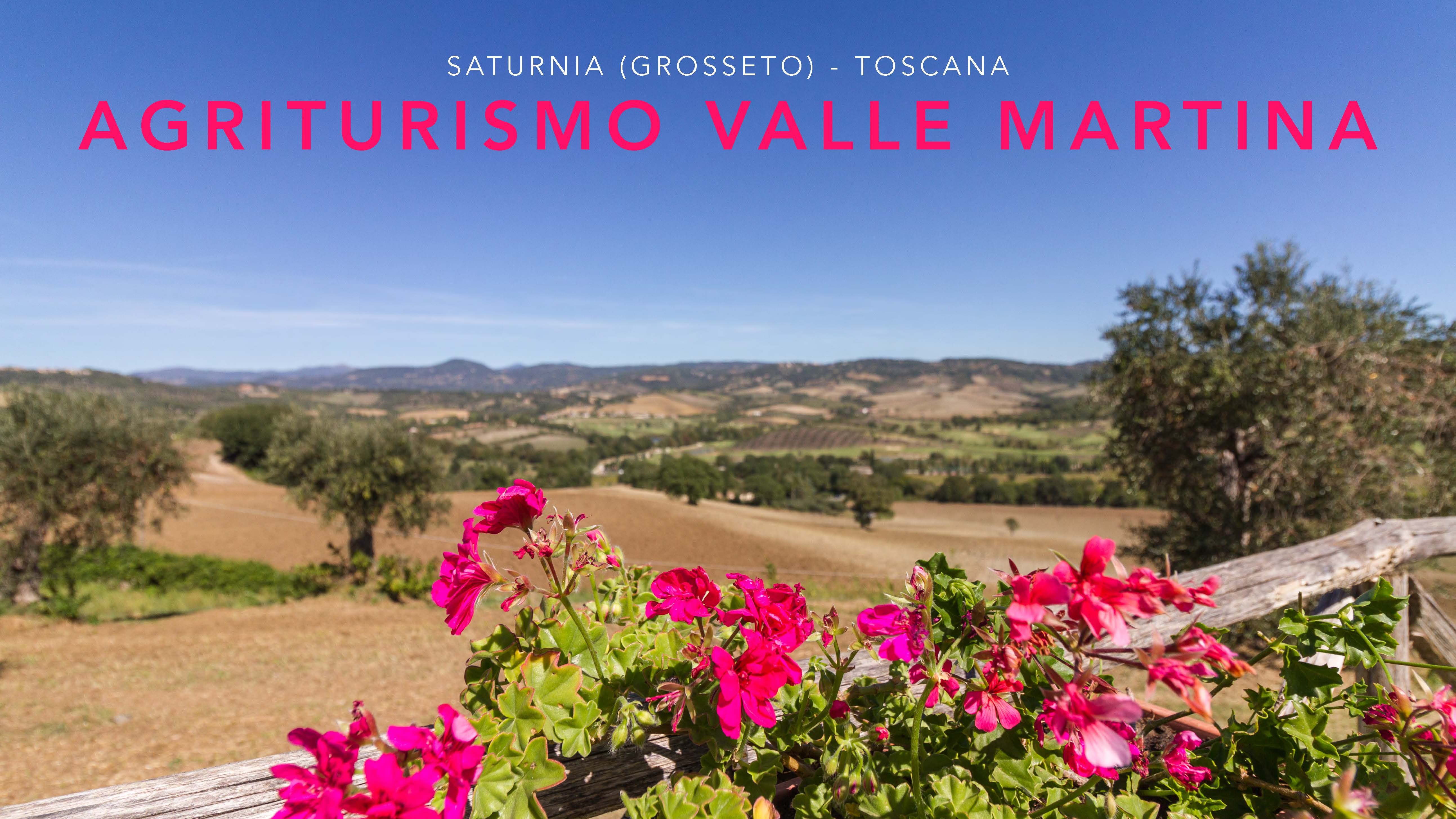 Agriturismo Valle Martina Saturnia